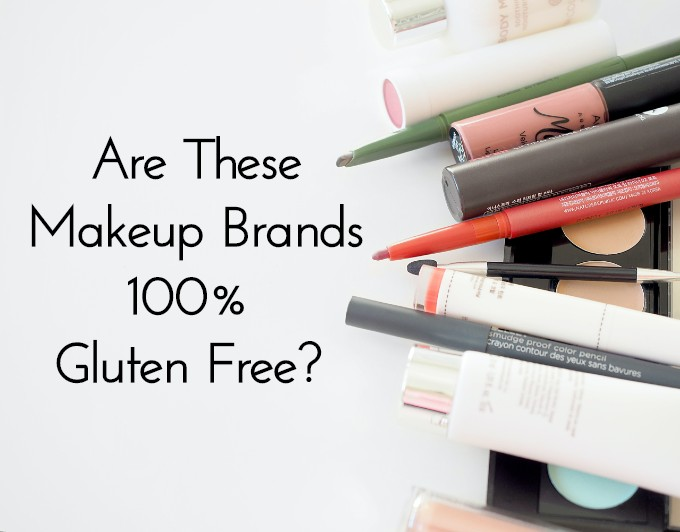Gluten Free Makeup Research Reviews
